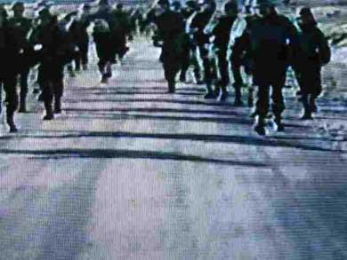 Аргентинская морская пехота 2 апреля 1982 года