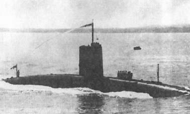 """атомная подводная лодка """"Конкерор"""" Conqueror"""