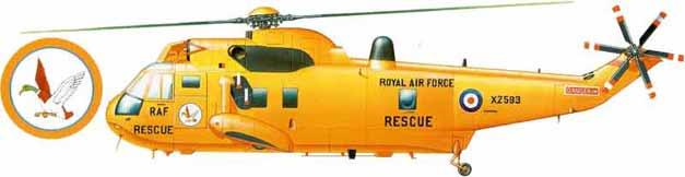 Sikorsky CH-3E / Sea King