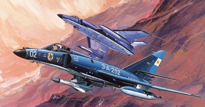 Супер-Этендар Dassault-Breguet