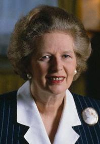 Тетчер (Thatcher) Маргарет