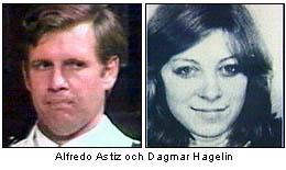 Альфред Астиц и Дагмар Хагелин / Alfredo Astiz & Dagmar Hagelin