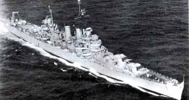 Крейсер General Belgrano, бывший американский Phoenix