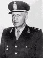 генерал Леопольдо Фортунато Галтьери /Galtieri, Leopoldo Fortunato