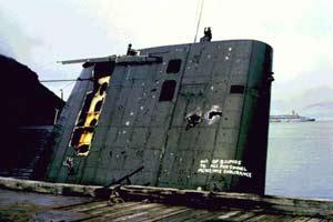 USS Catfish / ARA Santa Fe